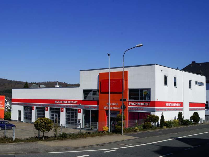Vermietung: Kfz.-Werkstatt in Haiger +++ NEU - Objektwert Immobilien Consult