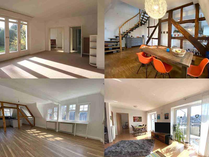 Mietwohnungen mit Stil - Objektwert Immobilien Consult