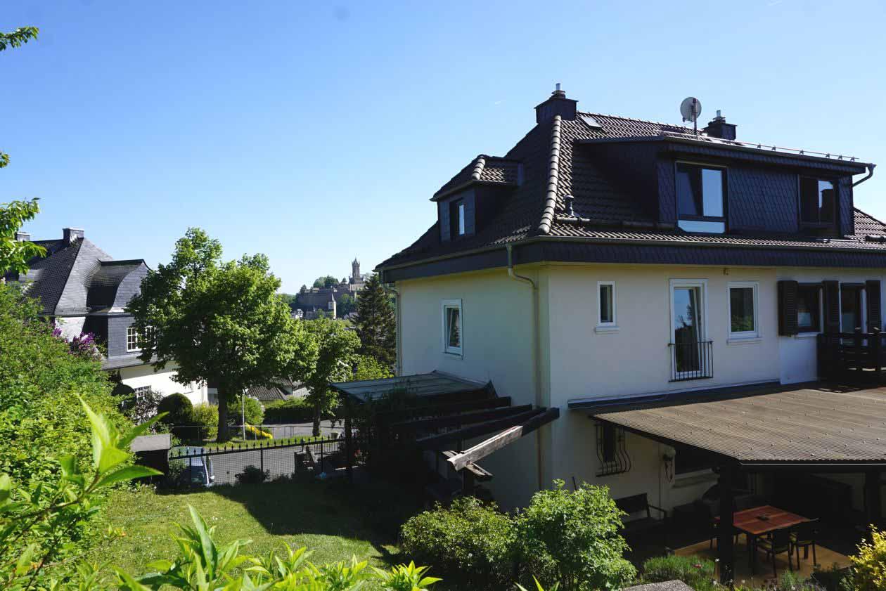 Stadtschloss Dillenburg +++ 2003 bis heute - OBJEKTWERT Immobilien Consult